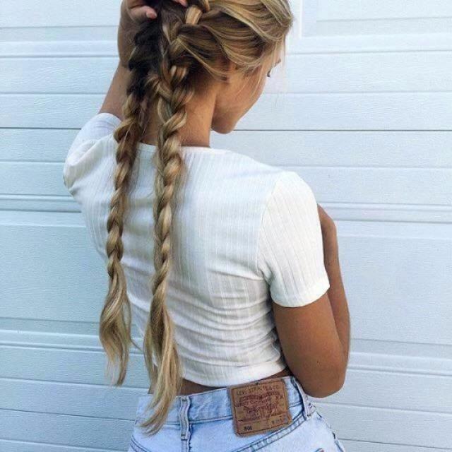 cute hair, yas or nah?