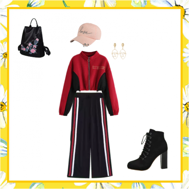 An outfit that expresses the vibrancy and creativity of the human mind. I wish for everybody to spend Christmas with th…