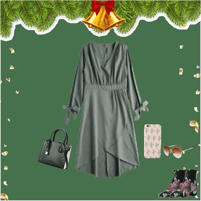 Dress for holidays