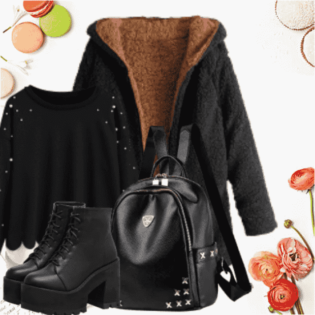 My favourite winter outfit ! Try out this one also..