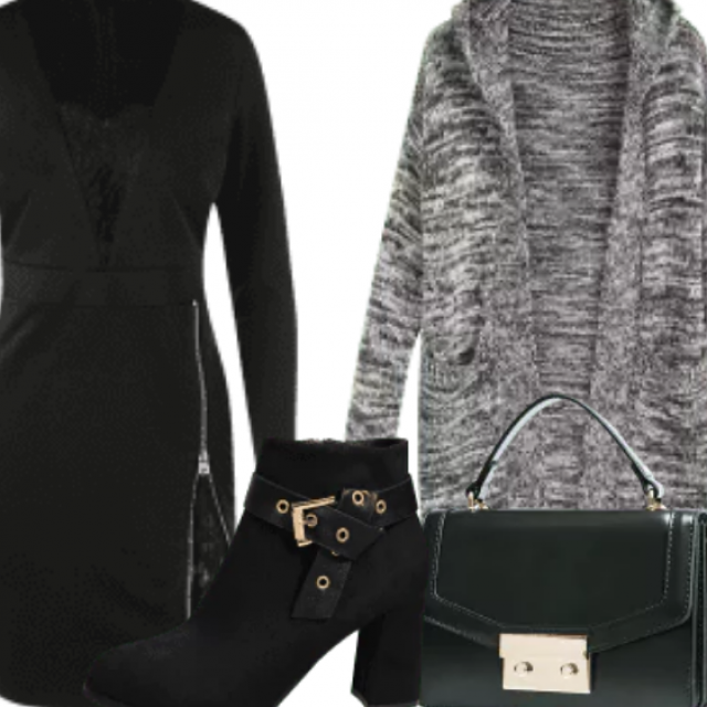 Winter Look For Holiday , Stylish Look For Holiday