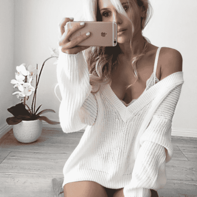This sweater, yay or nay?