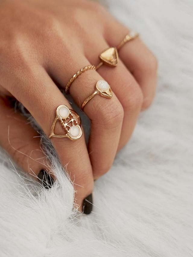 Cool rings for woman