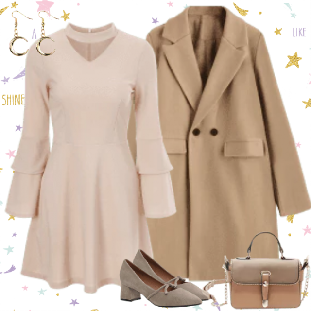 Lovely feminine combinations which looks great at work, as much as on the party.