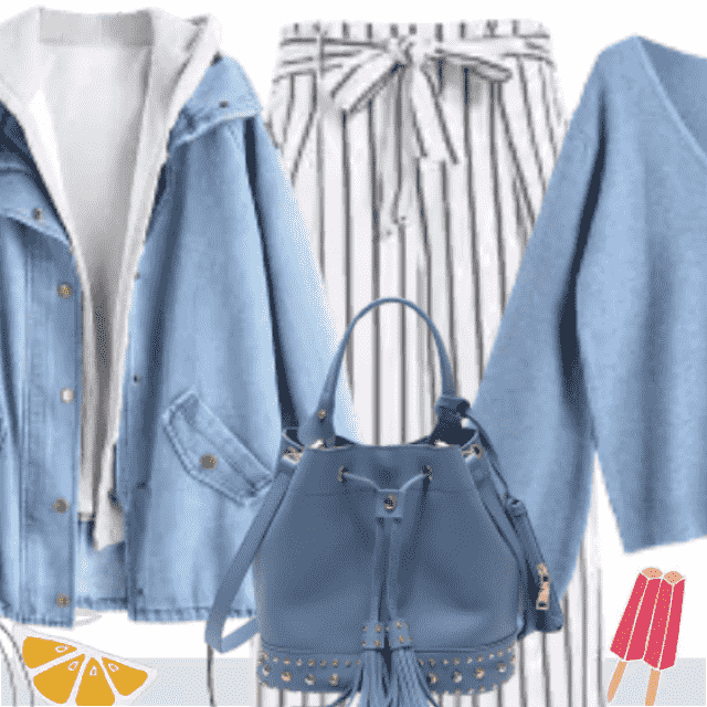 Denim style for everyone !