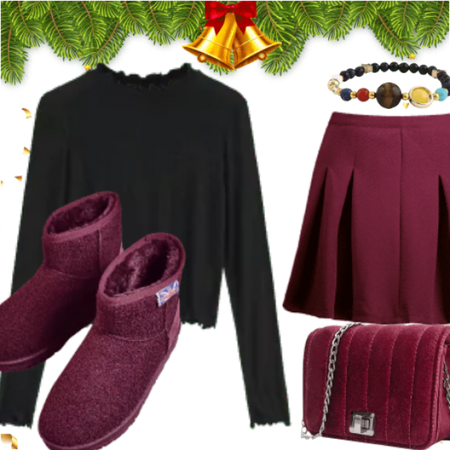 Be different with this combination. Great style only with ZAFUL.  So stylish and lovely stuff for fashion gi…