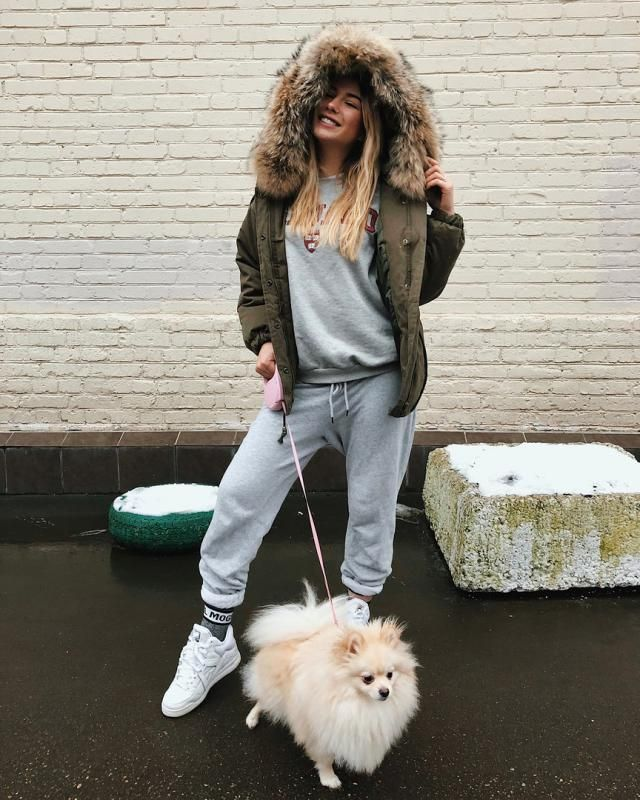 Gray Tracksuit