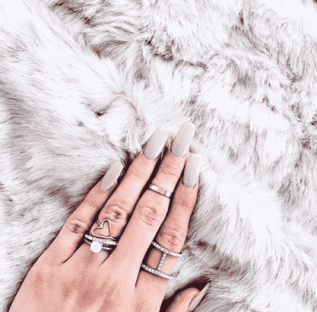these rings, yas or nah?  @nails