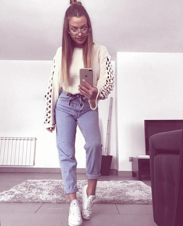 This Skew Neck Lace Up Sweater is very trendy and it look very cute it'' available in Zaful
