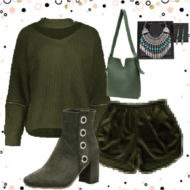 green combination