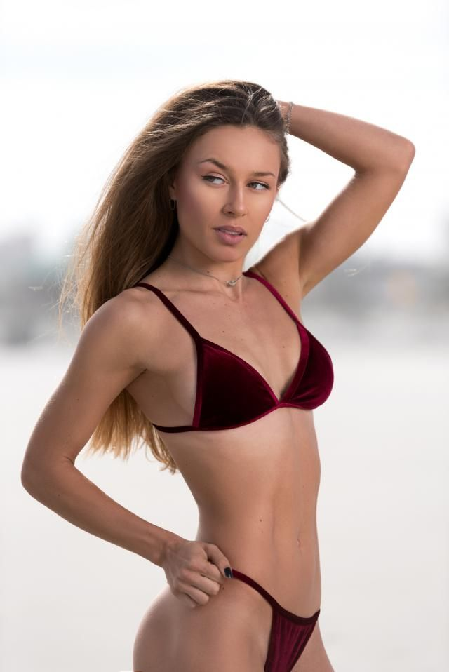 My fave winter bikini!! <3