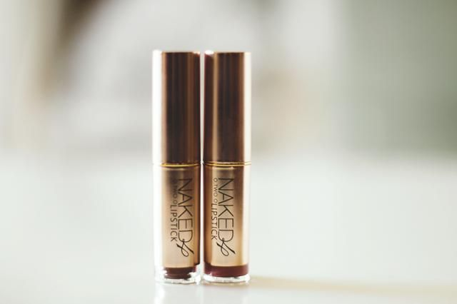 New lipsticks