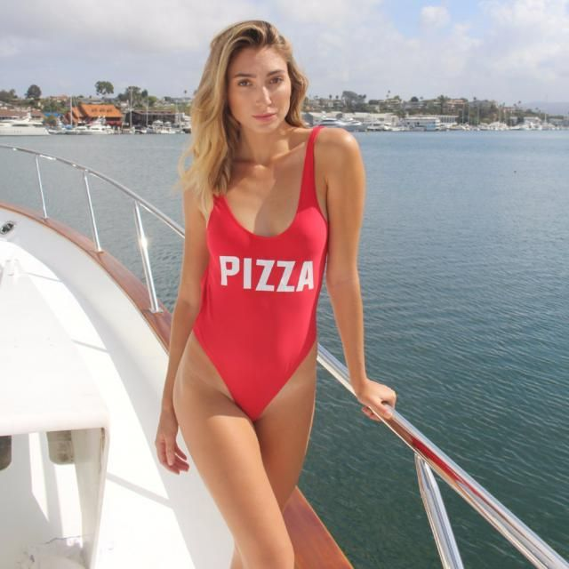 Pizza makes me think that anything is possible! Perfect gift for lovers of pizza!
