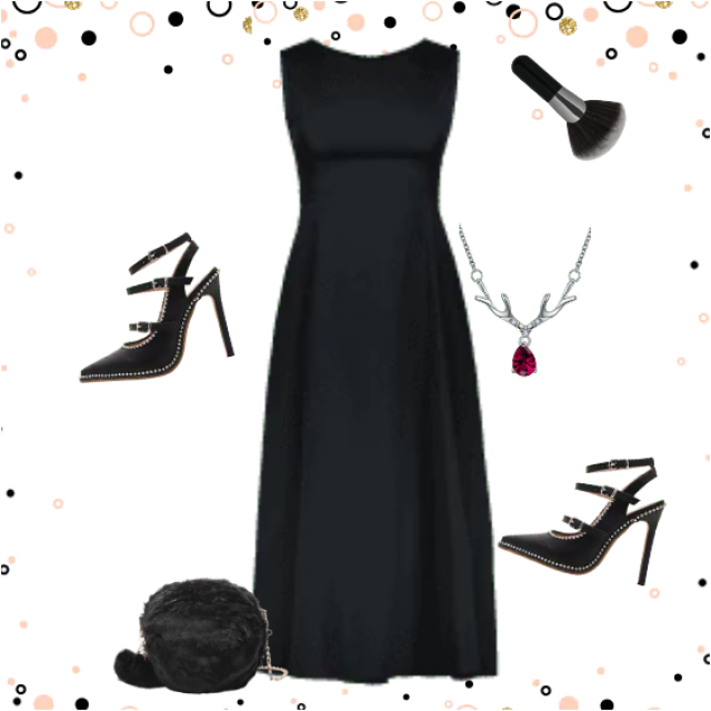 Elegant look for every situation - when you have to be elegant!