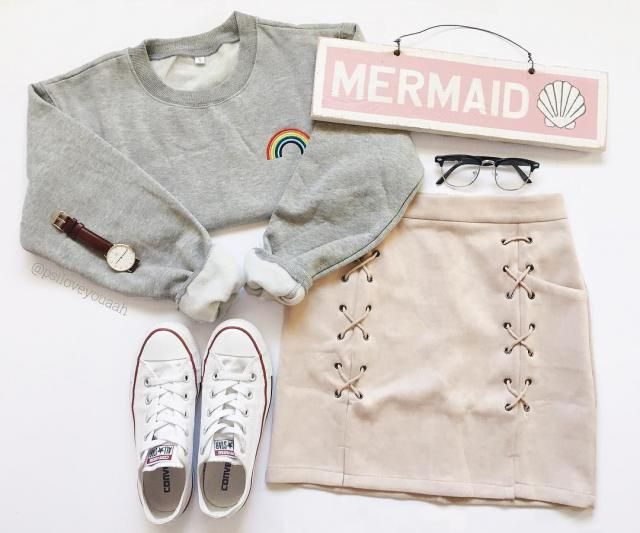 Cute and Girly.