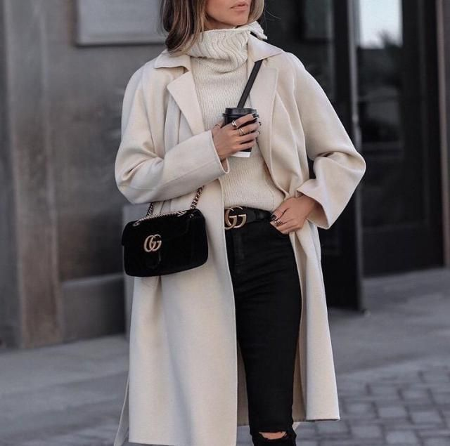 Light coat are Elegant and sophisticated love this one