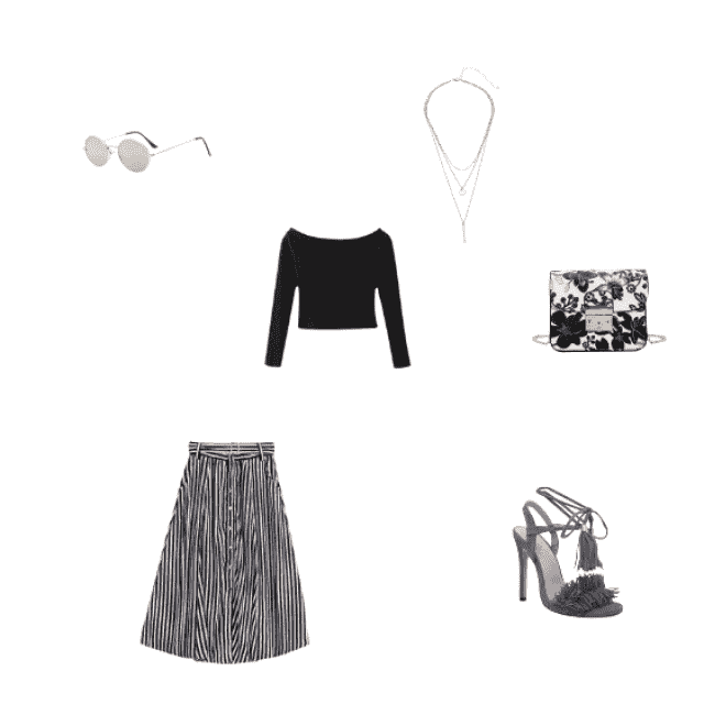 This outfit is nice if you want to change it up a bit and wear a skirt also this outfit looks great going to a meeting …