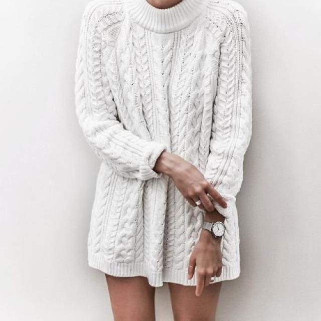 Beautiful Sweater-Dress