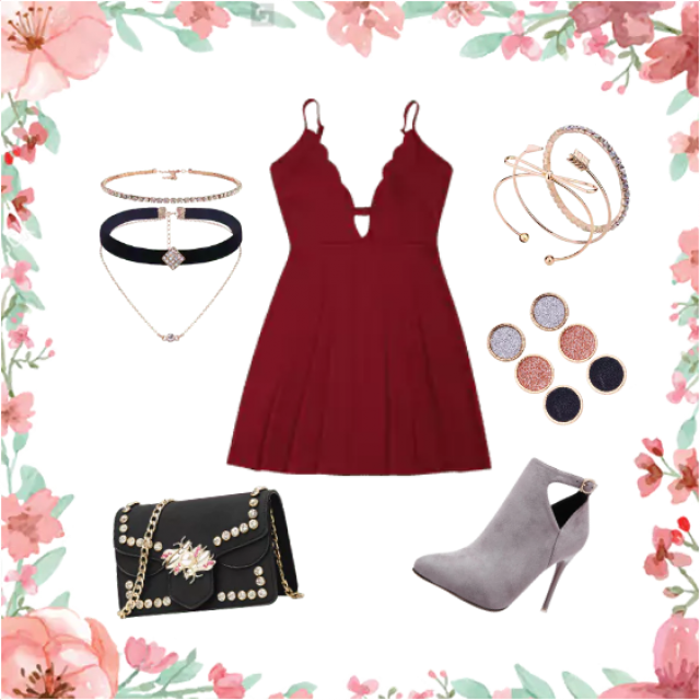 Thinking your outfits for Valentine's Day 2018? Try this on, become a gorgeous lady for your date! xoxo @zaful       …