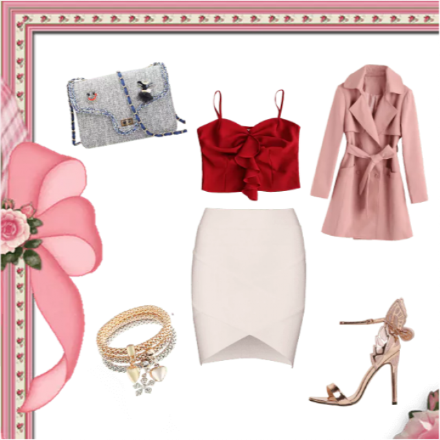 Classy & sexy outfits for Valentine&;s Day <3