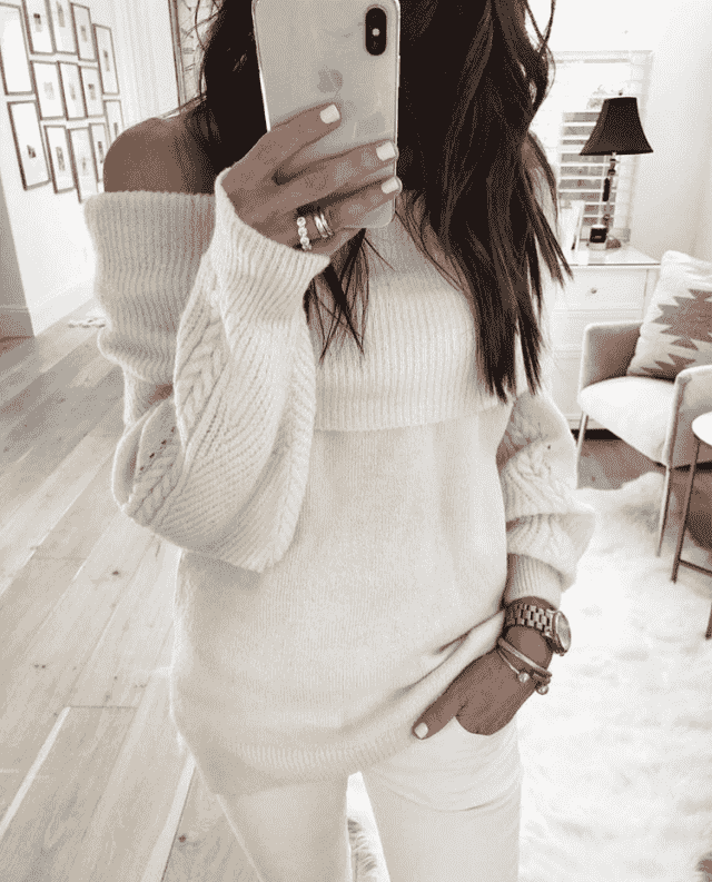 Nice sweater in zaful colection