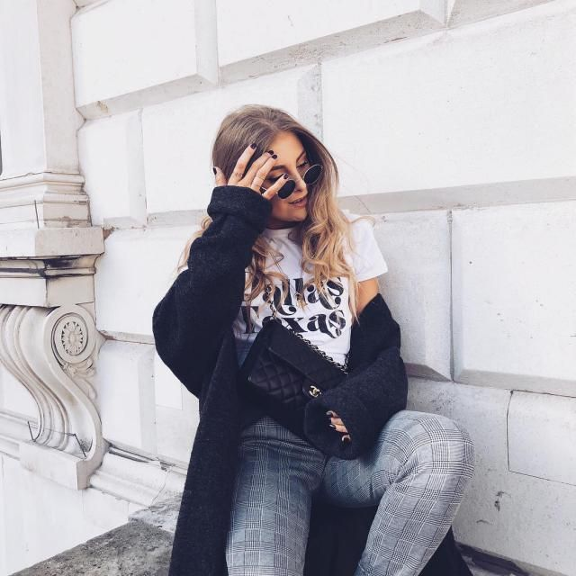 Stay ccomfy and casual all day with this cute outfit