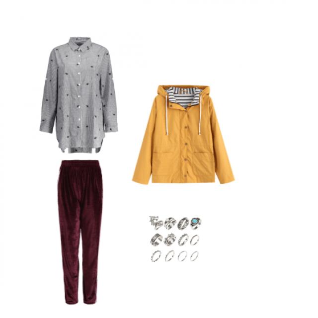 Adventurous outfit