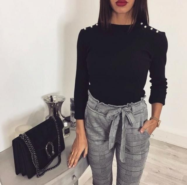 I love this chic outfit what do you think about it?