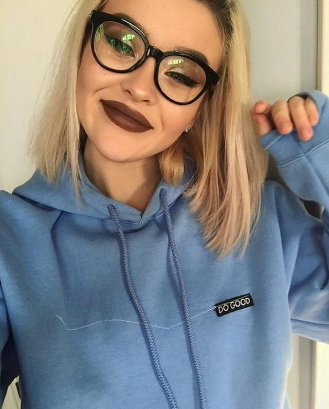 Cute light blue hoodie what do you think about it?
