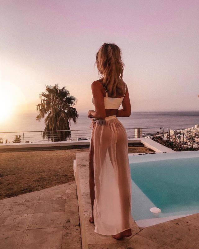 Summer Chic Look