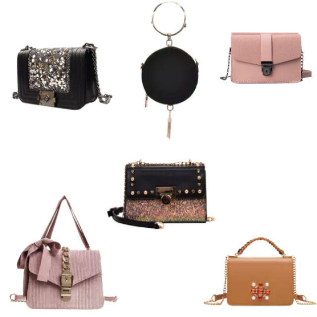 My fav bags! Would have added like 40 more, but no space!