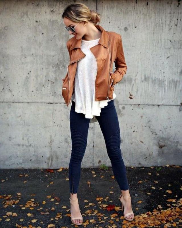 Brown jacket!! #