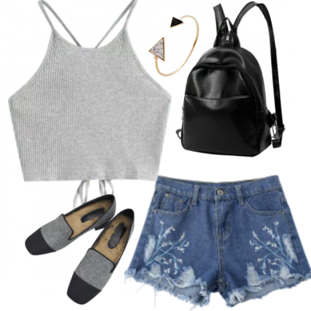 [ OUTFIT ]         #