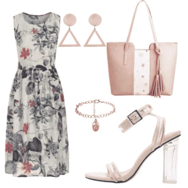 # sandals# bag# bracelet#