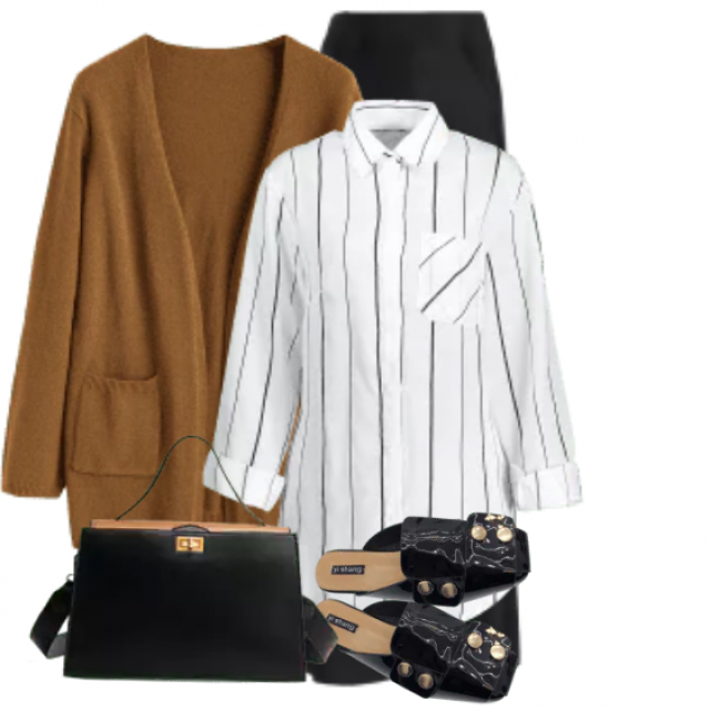 So chic womans blouse - an elegant style for every day
