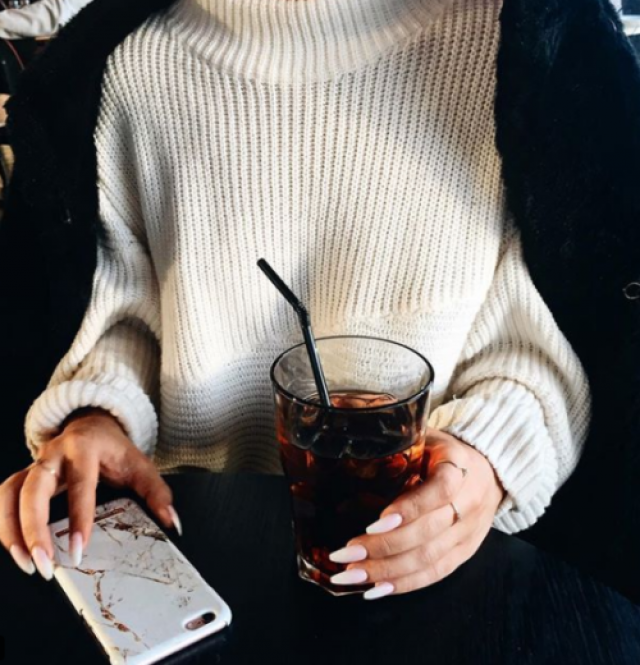 For winter you should not only be warm, you can also look perfect with a sweater that will warm you up and make you loo…