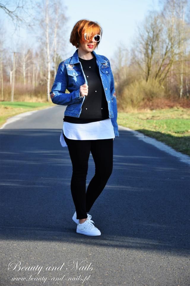 # jacket    # pants  www.beauty-and-nails.pl