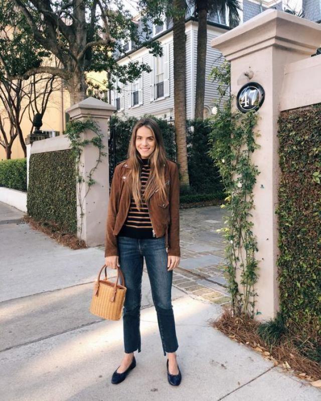 Brown jacket!!