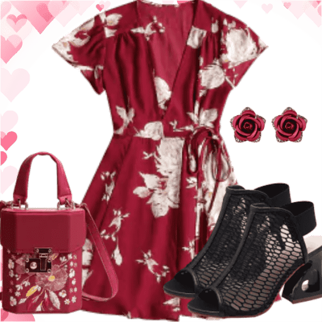 What to Wear at romantic date? Zaful have solution for you. Be different with this combination. Great sty…