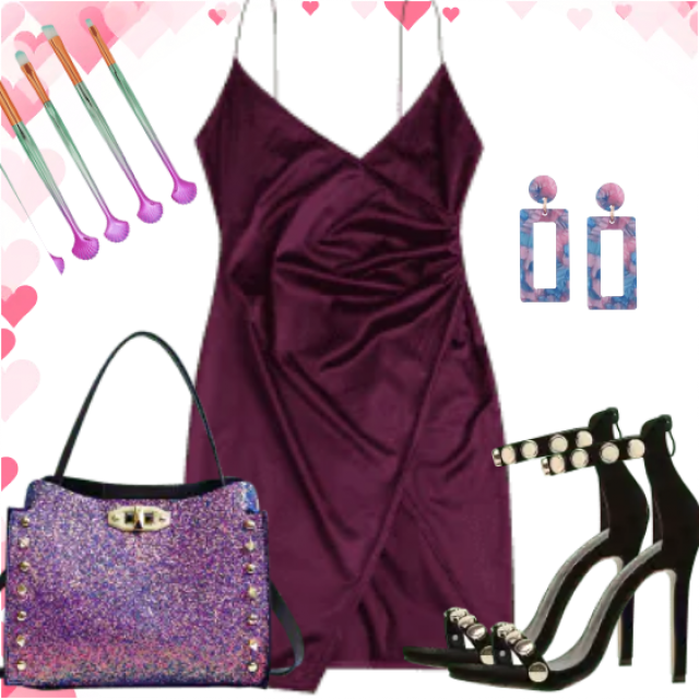 What to Wear at Night Out?  Zaful have solution for you. Be different with this combination. Great style o…