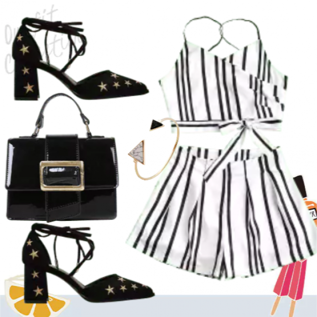 Best look for a worme summer night