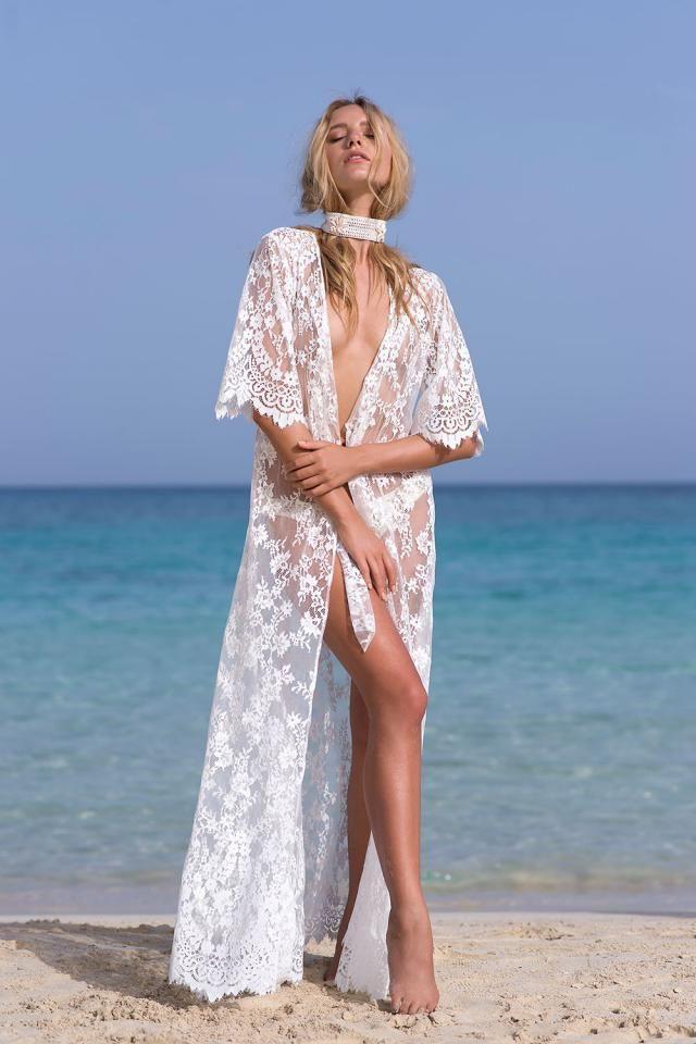 White Kimono   2018,