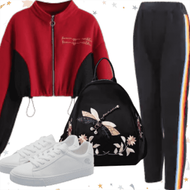 Sport time?  Zaful have solution for you. Be different with this combination. Great style only with ZAFUL.  …