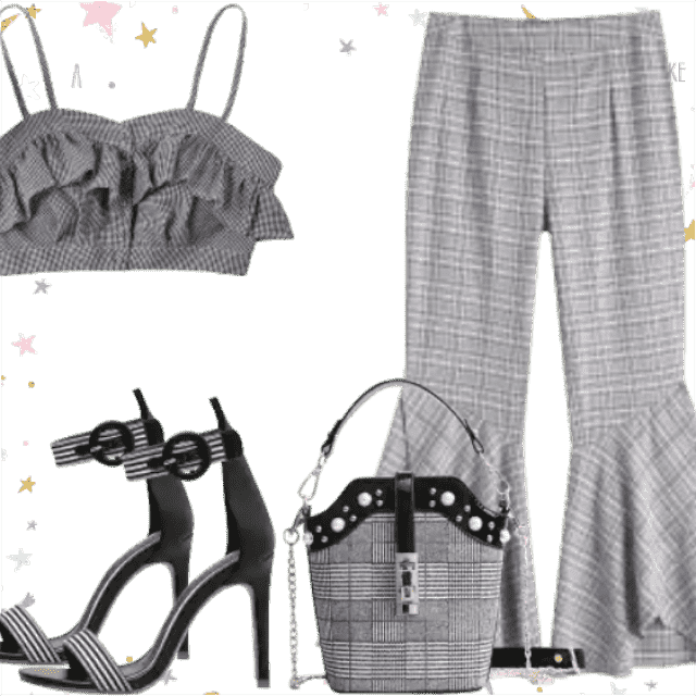 What to Wear?  Zaful have solution for you. Be different with this combination. Great style only with ZAFU…