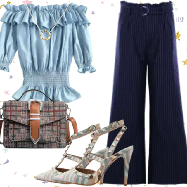 What to Wear?  Zaful have solution for you. Be different with this combination. Great style only with ZA…