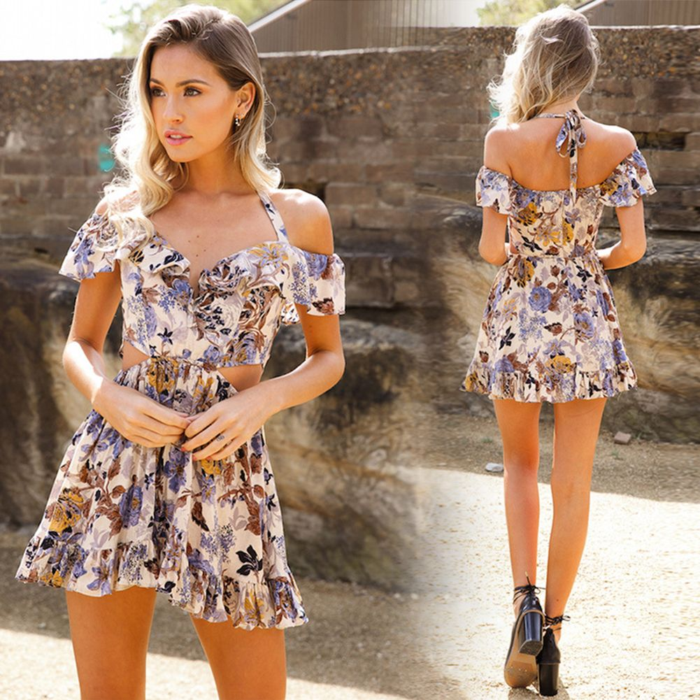 0a0e80ac3c4 Floral Summer Dress )))  sexy  summer  floral  dress  onli...