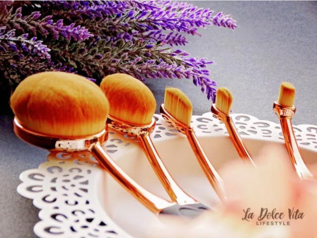 Love the brushes! so softtt and smoothhh!! xoxo