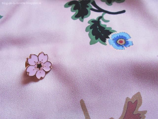 Tiny Cute Flower Brooch is both - tiny and cute. Currently, it is not available on the store anymore, but  they do have…