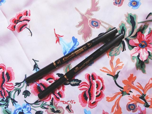 Long Lasting Double Ended Eyebrow Pencil caught my sign immediately since it is a grey shade. I prefer to colour my eye…