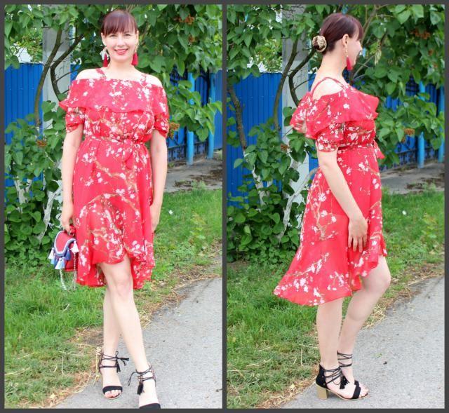 https://www.ludatischenko.com/2018/05/haul-from-zaful_14.html Nice  dress